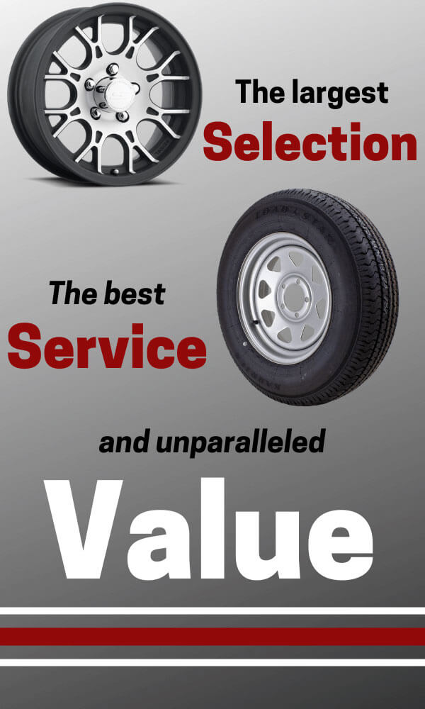 Service, Selection, Value